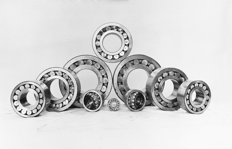 SKF bearings, 1921