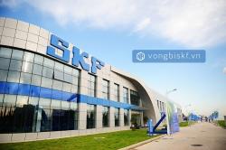 SKF thương hiệu vòng bi số 1 thế giới