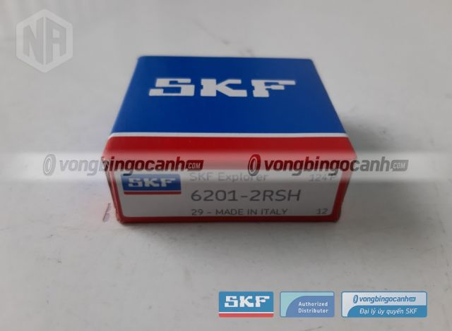 Vòng bi SKF 6201-2RSH