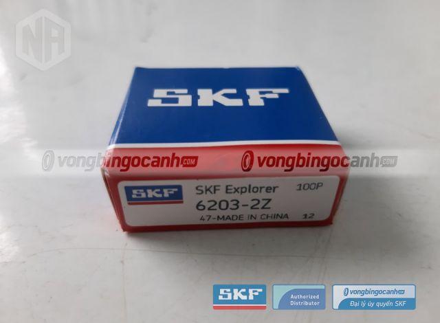 Vòng bi SKF 6203-2Z