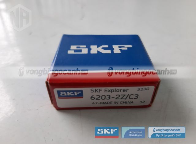 Vòng bi SKF 6203-2Z/C3