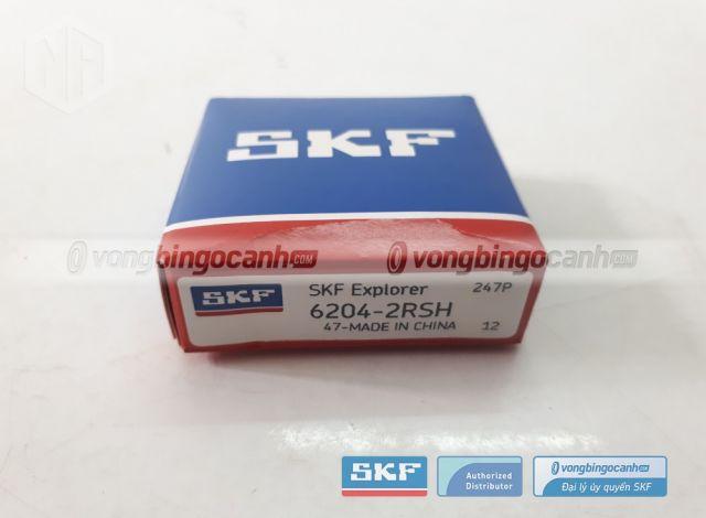 Vòng bi SKF 6204-2RSH