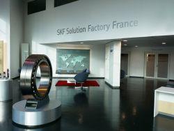 Các nhà máy sản xuất vòng bi SKF trên toàn cầu