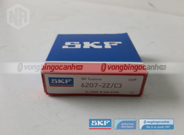 Vòng bi SKF 6207-2Z/C3