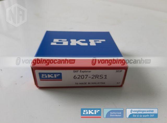 Vòng bi SKF 6207-2RS1
