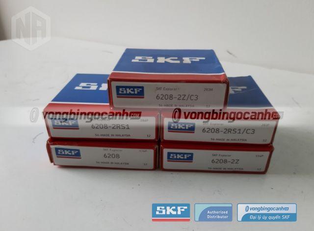 Vòng bi SKF 6208