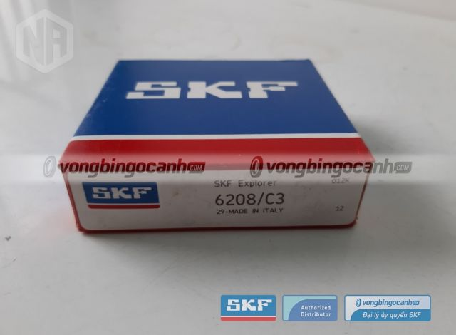 Vòng bi SKF 6208C3