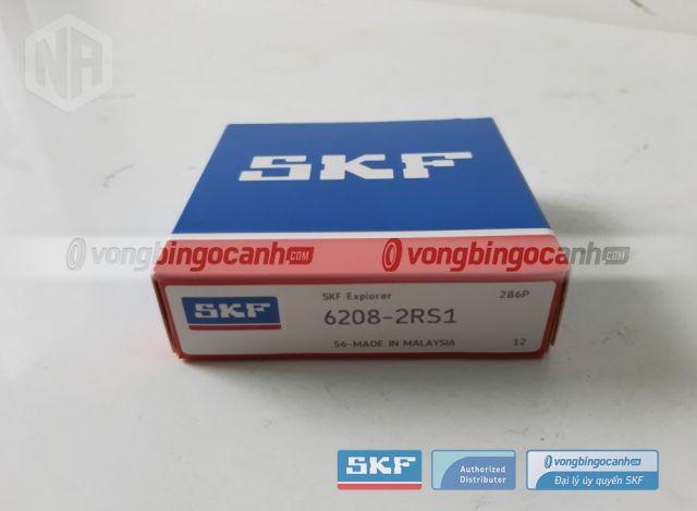 Vòng bi SKF 6208-2RS1