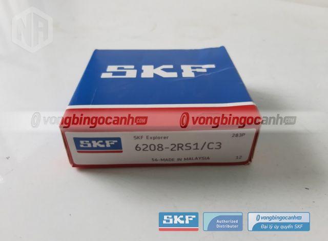 Vòng bi SKF 6208-2RS1/C3