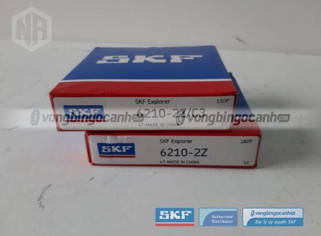 Vòng bi SKF 6210