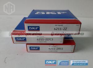 Vòng bi 6211 SKF chính hãng