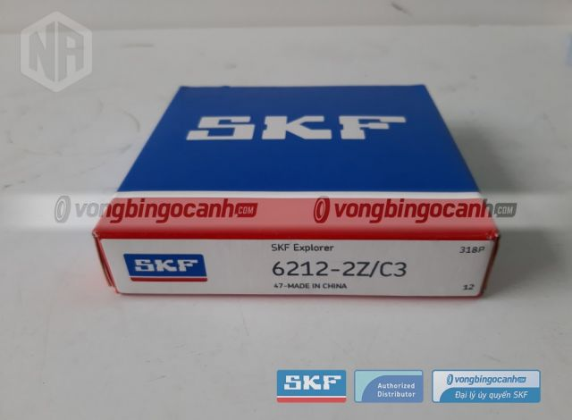 Vòng bi SKF 6212-2Z/C3