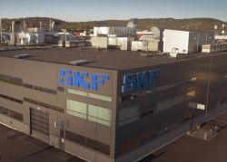 [Video] Nhà máy SKF tại Gothenburg Thụy Điển
