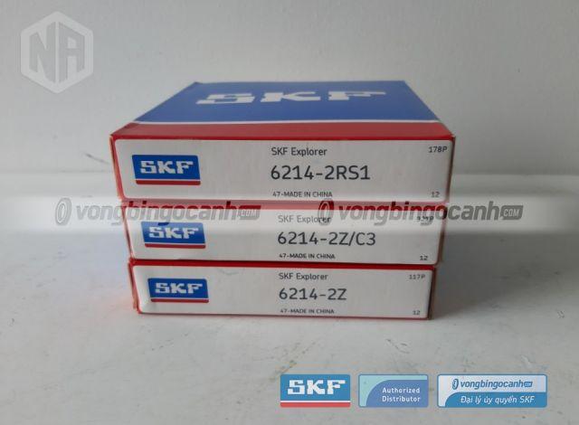 Vòng bi SKF 6214