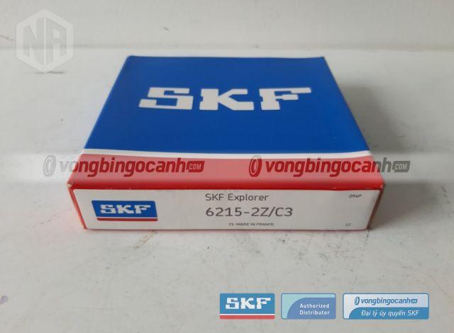 Vòng bi 6215-2Z/C3 SKF