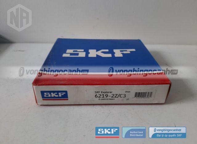 Vòng bi SKF 6219-2Z/C3