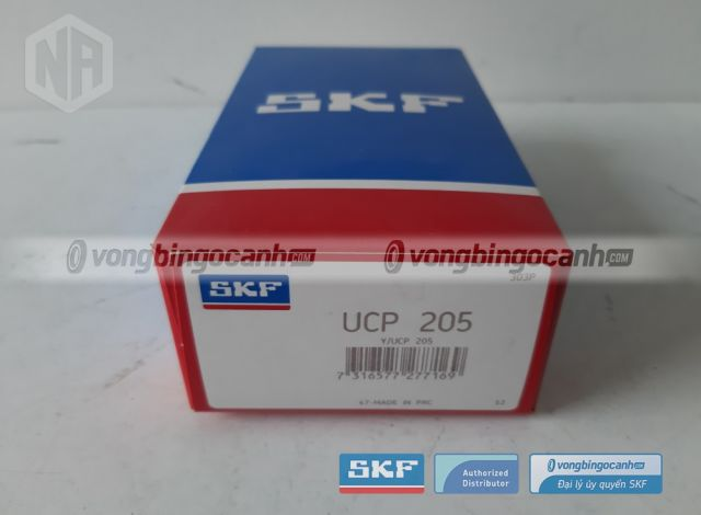 Gối UCP 205 SKF