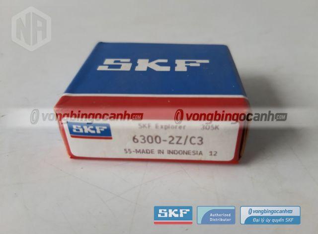Vòng bi 6300-2Z/C3 skf