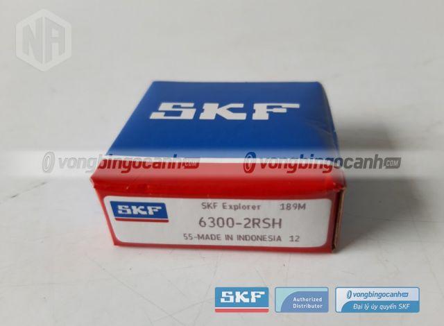 Vòng bi 6300-2RSH skf
