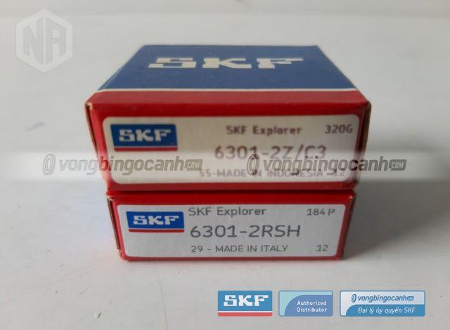 Vòng bi 6301 skf