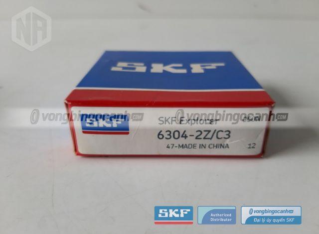 Vòng bi 6304-2Z/C3 skf