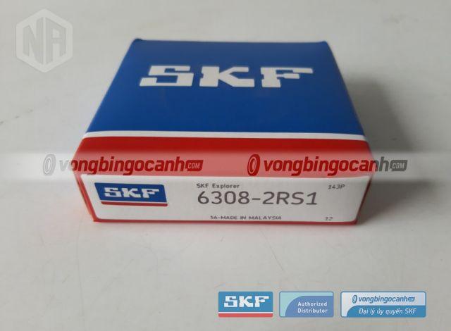 Vòng bi 6308-2RS1 skf