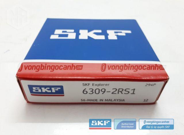 Vòng bi 6309-2RS1 skf