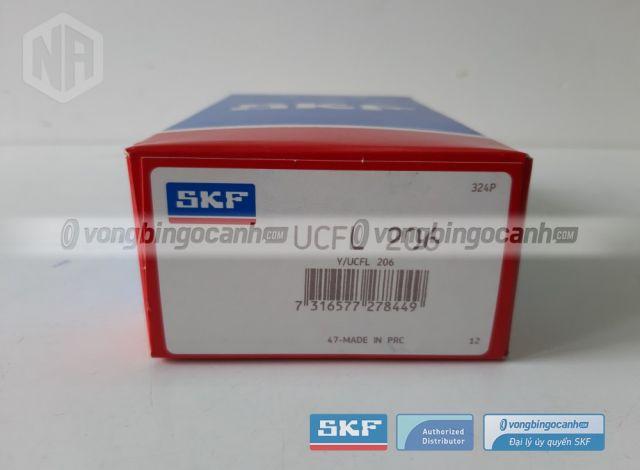 Gối UCFL 206 SKF