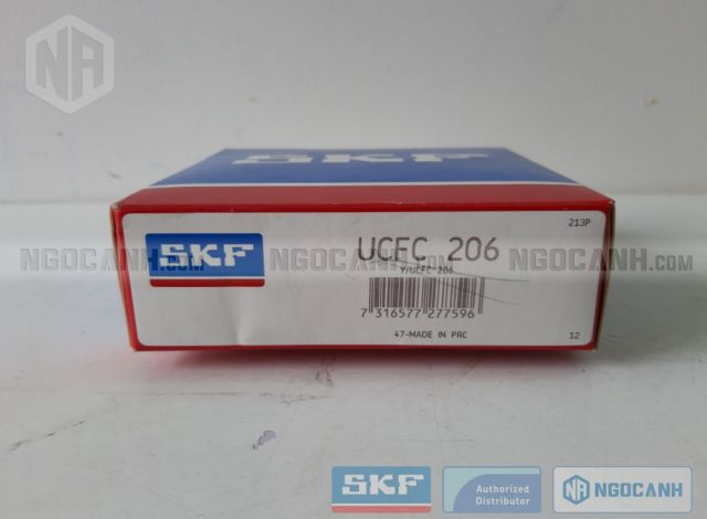 Gối UCFC 206 SKF
