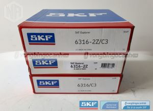 Vòng bi 6316 SKF chính hãng