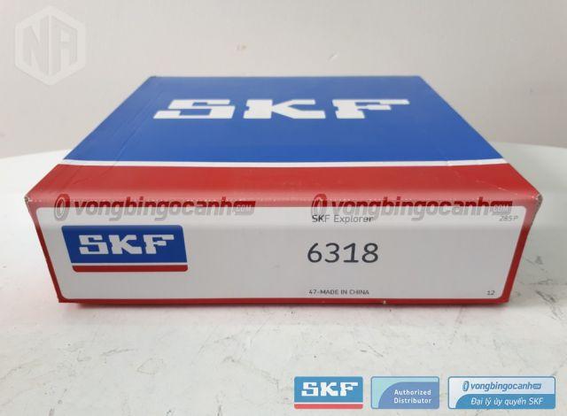 Vòng bi 6318 skf