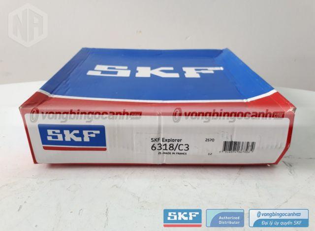 Vòng bi 6318/C3 skf