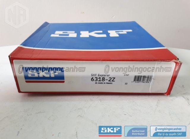 Vòng bi 6318-2Z skf
