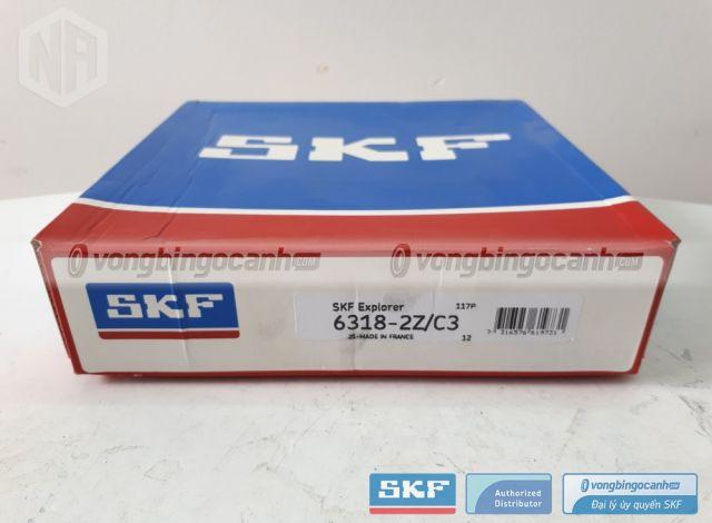 Vòng bi 6318-2Z/C3 skf