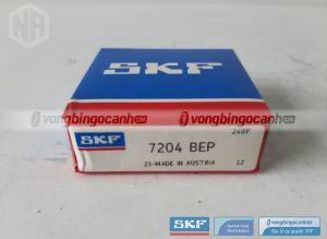Vòng bi 7204 BEP SKF chính hãng