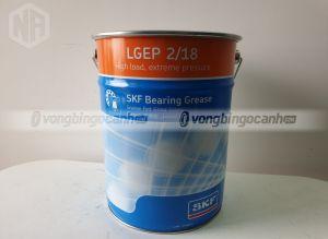 Mỡ SKF LGEP 2/18 SKF chính hãng