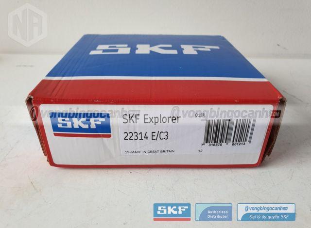 Vòng bi SKF 22314 E/C3 chính hãng