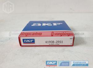 Vòng bi 61908-2RS1 SKF chính hãng