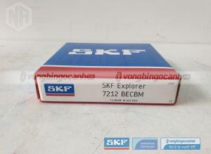Vòng bi 7212 BECBM SKF chính hãng