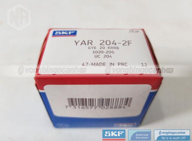 Vòng bi YAR 204 2F