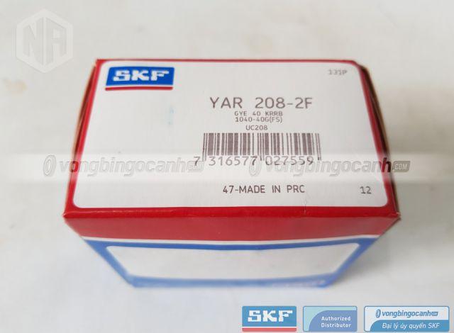 Vòng bi YAR 208-2F