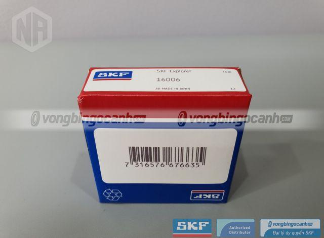 Vòng bi SKF 16006 chính hãng