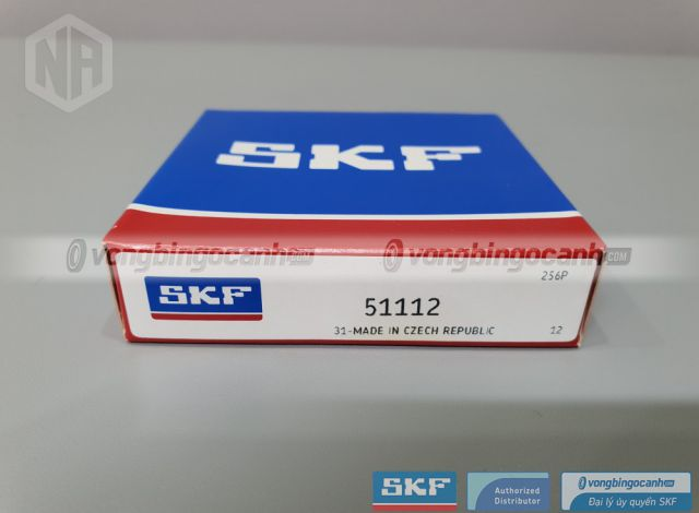 Vòng bi SKF 51112 chính hãng