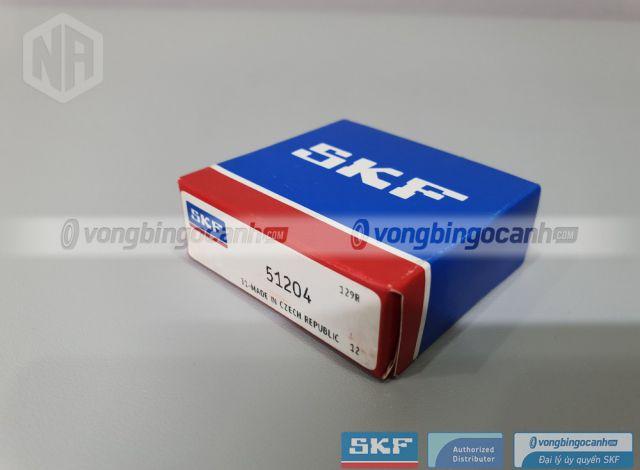 Vòng bi SKF 51204 chính hãng