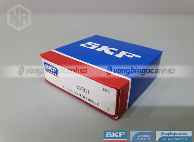 Vòng bi skf 51207 chính hãng