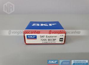 Vòng bi 7205 BECBP SKF chính hãng