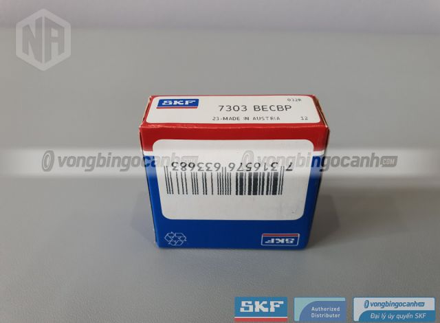 Vòng bi SKF 7303 BECBP