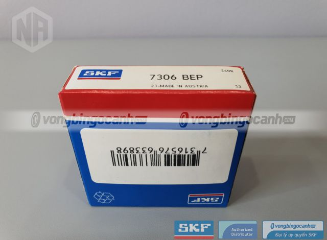 Vòng bi SKF 7306 BEP