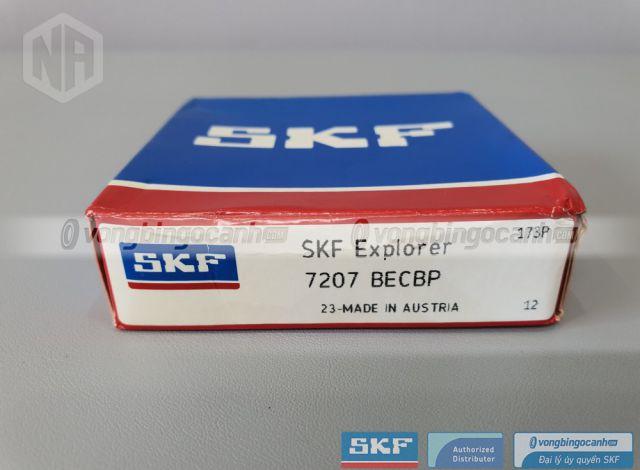 Vòng bi SKF 7207 BECBP