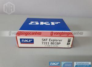 Vòng bi 7311 BECBP SKF chính hãng